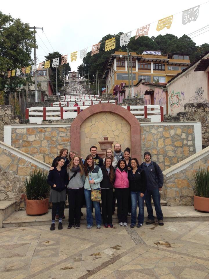 International Service Learning in Chiapas, Mexico
